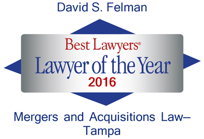 Dave 2016 Lawyer of the Year