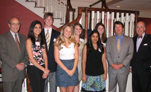 HWH Scholarship Recipients