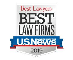 2019 Best Law Firms