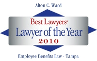 BestLawyers_Lawyer of the Year 2010_A Ward