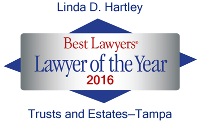 Linda Hartley Lawyer of the Year