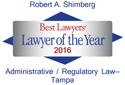 Robert Shimberg Lawyer of the Year