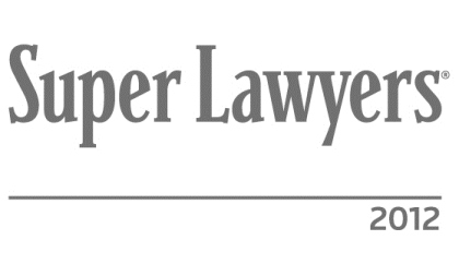 SuperLawyers 2012_logo